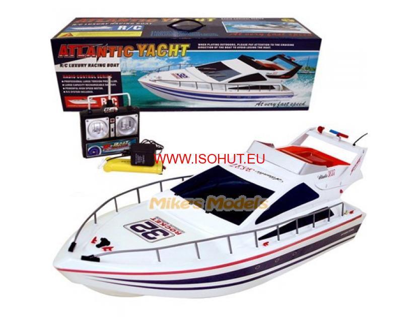 RC лодки с дистанционно