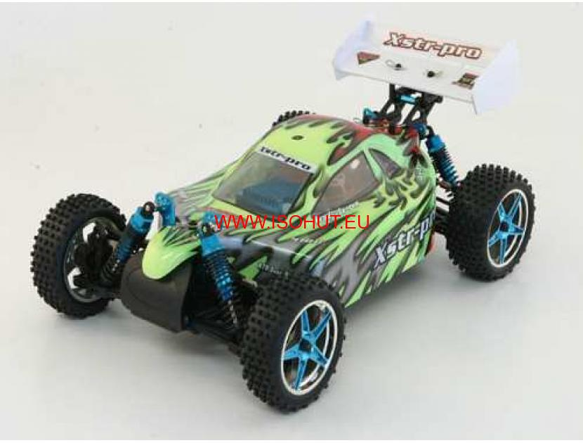 radio controlled model car