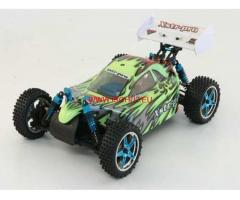 radio controlled model car