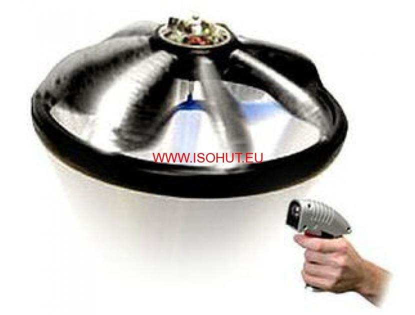RC летящи чинии с дистанционно