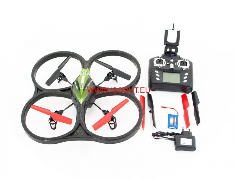 RC , quadrocopter