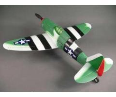 RC самолети с дистанционно