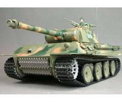 RC танкове с дистанционно