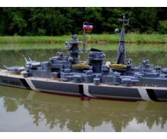 радиоуправляеми корабчета