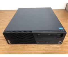Настолен компютър LENOVO ThinkCentre M72e Intel Core i5-3470