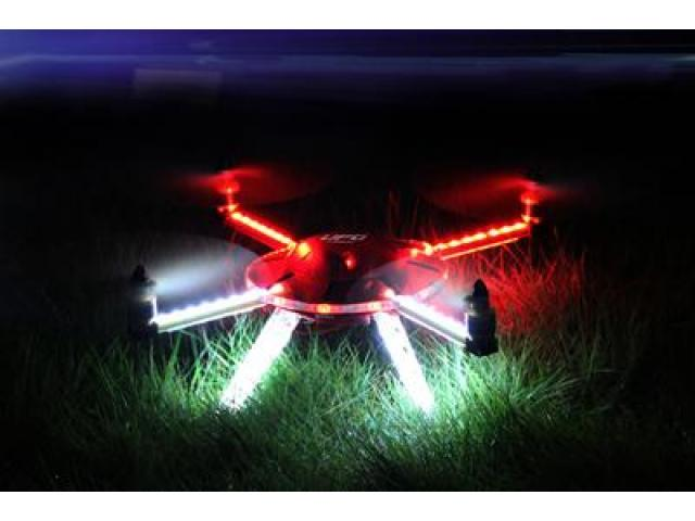 Квадрокоптер с камера за деца